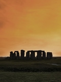 Stonehenge, UNESCO World Heritage Site, Salisbury Plain, Wiltshire, England, United Kingdom, Europe Photographic Print by Marco Simoni