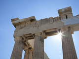 The Parthenon on the Acropolis, UNESCO World Heritage Site, Athens, Greece, Europe Photographic Print by Martin Child