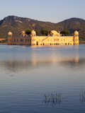 The Jai Mahal (Lake Palace), Jaipur, Rajasthan, India, Asia Photographic Print by Gavin Hellier