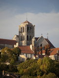 Vezelay Abbey, UNESCO World Heritage Site, Vezelay, Burgundy, France, Europe Photographic Print by Nick Servian
