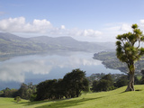 Otago Harbour, Otago Peninsula, Otago, South Island, New Zealand, Pacific Photographic Print by Michael Snell