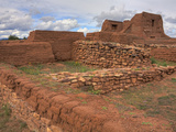 Pecos National Historical Park, Santa Fe, New Mexico, United States of America, North America Photographic Print by Richard Cummins