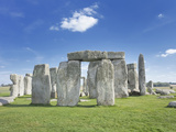 Stonehenge, UNESCO World Heritage Site, Salisbury Plain, Wiltshire, England, United Kingdom, Europe Photographie par Marco Simoni