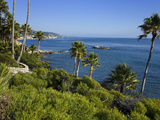 Heisler Park in Laguna Beach, Orange County, California, United States of America, North America Photographic Print by Richard Cummins
