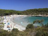 Parc Natural De Mondrago S'Amarador Beach, Mallorca (Majorca), Balearic Islands, Spain, Mediterrane Photographic Print by Stuart Black