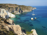 Firopotamos, Milos, Cyclades Islands, Greek Islands, Aegean Sea, Greece, Europe Photographic Print by  Tuul