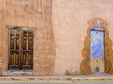 Doors in Santa Fe, New Mexico, United States of America, North America Photographic Print by Richard Cummins
