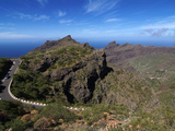 Masca, Teno Mountains, Tenerife, Canary Islands, Spain, Europe Photographic Print by Hans-Peter Merten