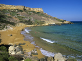 San Blas Bay, Gozo, Malta, Mediterranean, Europe Photographic Print by Stuart Black