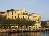 Sirmione, Lake Garda, Lombardy, Italian Lakes Italy, Europe Photographic Print by Sergio Pitamitz