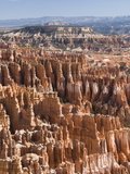 Inspiration Point, Bryce Canyon National Park, Utah, United States of America, North America Photographic Print by Richard Maschmeyer