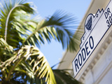 Rodeo Drive, Beverly Hills, Los Angeles, California, United States of America, North America Photographie par Gavin Hellier