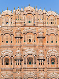 Hawa Mahal (Palace of the Winds), Built in 1799, Jaipur, Rajasthan, India, Asia Photographic Print by Gavin Hellier