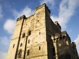 The Castle Keep, Newcastle Upon Tyne, Tyne and Wear, England, United Kingdom, Europe Photographic Print by Mark Sunderland