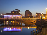Cardiff Bay, South Wales, Wales, United Kingdom, Europe Photographic Print by Billy Stock