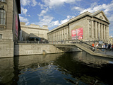 Pergamon Museum, River Spree, Berlin, Germany, Europe Photographic Print by Hans-Peter Merten