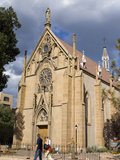 Loretto Chapel in Santa Fe, New Mexico, United States of America, North America Photographic Print by Richard Cummins