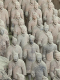 Terracotta Warriors Army, Pit Number 1, Xian, Shaanxi Province, China, Asia Photographic Print by Neale Clark