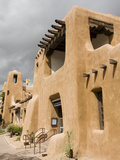 New Mexico Museum of Art, Santa Fe, New Mexico, United States of America, North America Fotografie-Druck von Richard Cummins