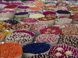 Flower Market, Kunming, Yunnan, China, Asia Photographic Print by Rolf Richardson