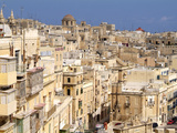 Valletta, Malta, Mediterranean, Europe Photographic Print by Hans-Peter Merten