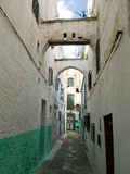 Medina, Tetouan, UNESCO World Heritage Site, Morocco, North Africa, Africa Photographic Print by Nico Tondini