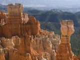 Aqua Canyon, Bryce Canyon National Park, Utah, United States of America, North America Lámina fotográfica por Richard Maschmeyer