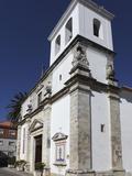 The St. Estevao Church (Santuary of the Most Holy Miracle), a Major Pilgrimage Centre, Santarem, Ri Photographic Print by Stuart Forster