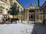 Old Town of Mdina, Malta, Mediterranean, Europe Photographic Print by Hans-Peter Merten