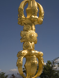 A Vajra, Chongsheng Temple (The Three Pagodas Temple), Dali, Yunnan, China, Asia Photographic Print by Rolf Richardson