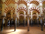 Mezquita, UNESCO World Heritage Site, Cordoba, Andalusia, Spain, Europe Photographic Print by Hans-Peter Merten