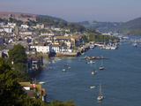 River Dart, Dartmouth, Devon, England, United Kingdom, Europe Photographic Print by Jeremy Lightfoot