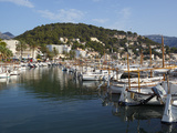 Harbour, Port De Soller, Mallorca (Majorca), Balearic Islands, Spain, Mediterranean, Europe Photographic Print by Stuart Black