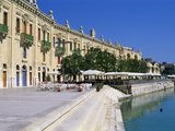 Valletta Waterfront, Valletta, Malta, Mediterranean, Europe Photographic Print by Stuart Black