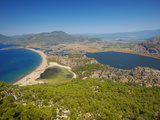 Aerial View of Dalyan, Dalaman, Anatolia, Turkey, Asia Minor, Eurasia Photographic Print by Sakis Papadopoulos