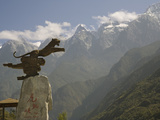 Tiger Leaping Gorge, Yangtze River, Yunnan, China, Asia Photographie par Rolf Richardson