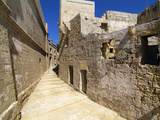 Victoria, Citadel, Gozo, Malta, Mediterranean, Europe Photographic Print by Hans-Peter Merten