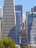 Trans America Building, San Francisco, California, United States of America, North America Photographic Print by Gavin Hellier