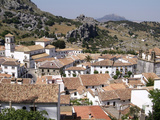 Grazalema, Sierra De Zafalgar, Andalusia, Spain, Europe Photographic Print by Hans-Peter Merten