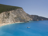 Porto Katsiki, Lefkada, Ionian Islands, Greek Islands, Greece, Europe Photographic Print by Rolf Richardson