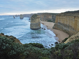 The Twelve Apostles, Great Ocean Road, Victoria, Australia, Pacific Photographic Print by Jochen Schlenker