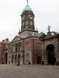 Bedford Tower on One Side of the Main Courtyard of Dublin Castle, Dublin, Republic of Ireland, Euro Photographic Print by David Lomax