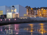 Turner Gallery, Margate, Thanet, Kent, England, United Kingdom, Europe Photographic Print by Charles Bowman