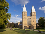 Southwell Minster, Southwell, Nottinghamshire, England, United Kingdom, Europe Photographic Print by Neale Clark