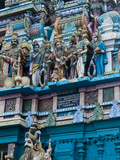 Hindu Temple Exterior, Colombo, Sri Lanka, Asia Photographic Print by Kim Walker