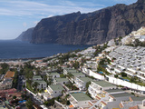 Los Gigantes, Tenerife, Canary Islands, Spain, Atlantic, Europe Photographic Print by Hans-Peter Merten