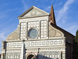Church of Santa Maria Novella, UNESCO World Heritage Site, Florence, Tuscany, Italy, Europe Photographic Print by Nico Tondini