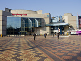 Symphony Hall Icc, Birmingham, Midlands, England, United Kingdom, Europe Photographic Print by Charles Bowman