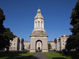 University Trinity College, Dublin,Republic of Ireland, Europe Photographic Print by Hans-Peter Merten