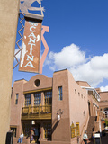 Water Street, Santa Fe, New Mexico, United States of America, North America Photographic Print by Richard Cummins